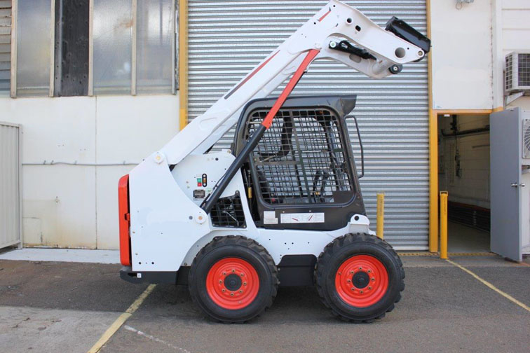 On A Bobcat Lift Arm Parts : One arm skid lift related keywords