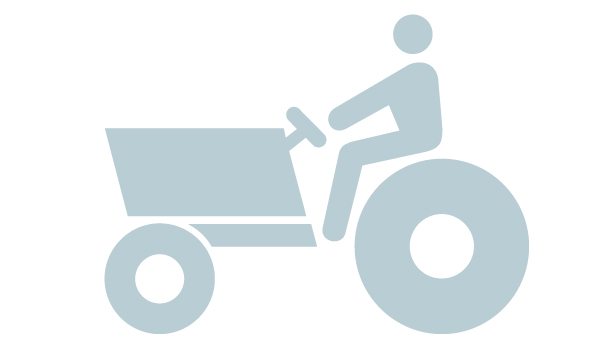 Icon of tractor