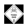 Toxic gas