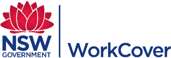 NSW Government and WorkCover logos