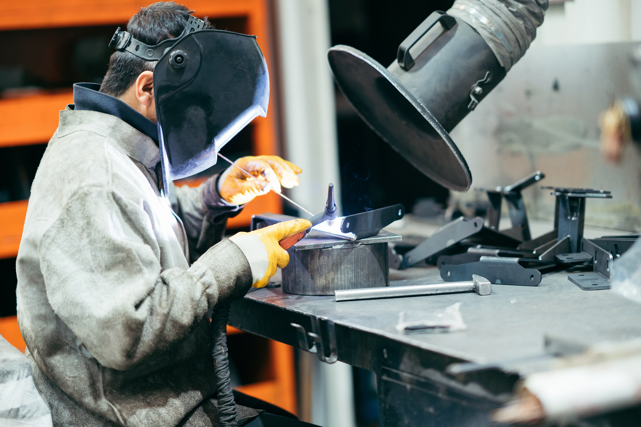 New classification – welding fumes and UV radiation