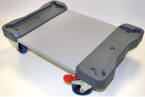 Figure 2 - Prototype wheeled platform (dolly)